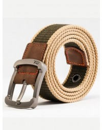 Cinto Masculino Twin Tipped Bege