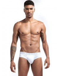 Cueca Brief Branca Jockmail Under