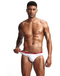 Cueca Brief Branca Lanvibum Basic