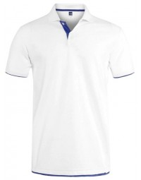 Polo Masculina Branca The Flex