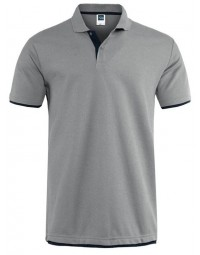 Polo Masculina Cinza The Flex