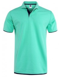 Polo Masculina Verde The Flex