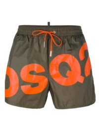 Short Masculino Verde Army Core